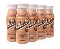 Barebells Protein Milkshake, Chocolate (8x330ml) VOLUME