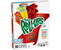 Betty Crocker Fruit Roll-Ups Variety Pack (10-pouches) USfoodz