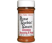 Bone Suckin' Sauce, Chicken Seasoning & Rub (164g)