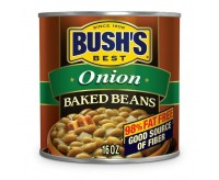 Bush's Best Brown Sugar Hickory Baked Beans (454g)