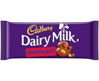 Cadbury Dairy Milk Fruit & Nut (95g)