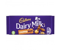 Cadbury Dairy Milk Chopped Nut (95g)