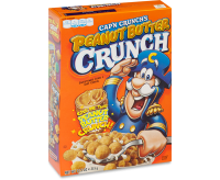 Cap'n Crunch, Peanut Butter Crunch (355g)