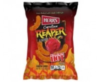 Herr's Carolina Reaper Cheese Curls (28g)