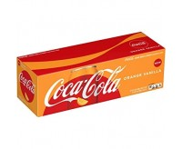 Coca-Cola Orange Vanilla 12 Pack