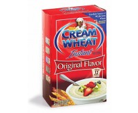 Cream Of Wheat Instant Hot Cereal, Original (12-Packets) (336g) (BEST BY 12-12-2019)
