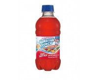 Hawaiian Punch - Fruit Juicy Red, Bottle (296ml)