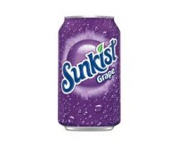 SunKist Grape Soda (355ml)