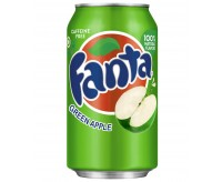 Fanta Green Apple (355ml) USfoodz