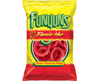 FritoLay FunYuns Flamin' Hot (163g)