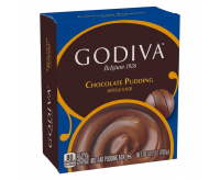Godiva Chocolate Instant Pudding Mix (106g)