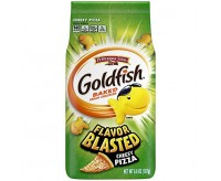 GoldFish Flavor Blasted, Cheezy Pizza (187g)