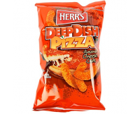 Herr's DeepDish Pizza Cheese Curls (198g) USfoodz