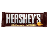 Hershey's Milk Chocolate Almond Bar (45g)