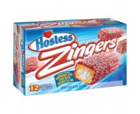 Hostess Raspberry Zingers (380g) USfoodz