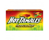 Hot Tamales Tropical Heat Video Box (141g)