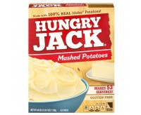 Hungry Jack Naturally Flavored Mashed Potatoes (187g)