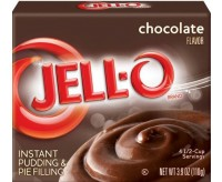 Jell-O Chocolate Instant Pudding & Pie Filling (110g)