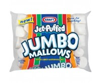 Jet-Puffed Jumbo Mallows (680g) USfoodz