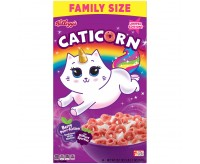 Kellogg's Caticorn Berry Purrr-fection Cereal, Family Size (530g) (BEST-BY 17-12-19)