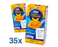 Kraft Macaroni & Cheese Original (35x206g)