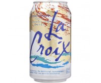 La Croix Sparkling Water, Coconut (355ml)