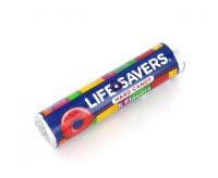 LifeSavers Hard Candy 5-Flavors (Roll) (32g)