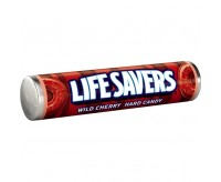 LifeSavers Hard Candy, Wild Cherry Roll (32g)