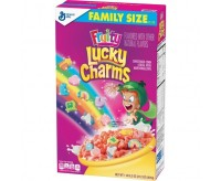 Lucky Charms Fruity, Family Size (601g)