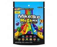 Mike and Ike Mega Mix 10-Flavors, Resealable Bag (283g)