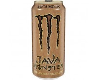 Monster Coffee + Energy - Java Loca Moca (445ml)