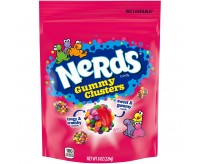 Nerds Gummy Clusters, Recloseable Bag (226g)