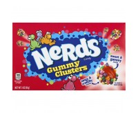 Nerds Gummy Clusters, Theater Box (85g)