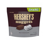 Hershey's Nuggets Milk Chocolate Classic Bag (340g)