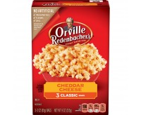 Orville Redenbacher's Cheddar Cheese (3x Classic bag) (255g)