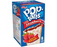 Pop-Tarts Strawberry, Frosted (416g)