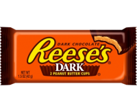 Reese's Dark Peanut Butter Cups (Dark Chocolate)