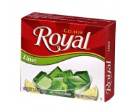 Royal Gelatin Lime (40g)