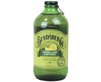 Bundaberg Sparkling Drink, Lemon Lime & Bitters (375ml)