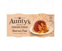 Aunty's Steamed Ginger Syrup Puddings (2x95g)