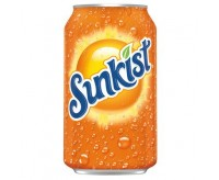 SunKist Orange Soda (355ml)