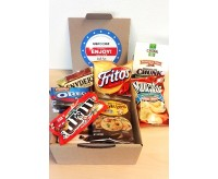 USfoodz Snack Attack Surprise Box