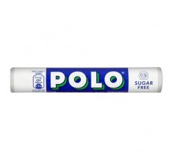 Polo Mint Sugar Free, Roll (34g) (BEST-BY DATE: 03-2021)