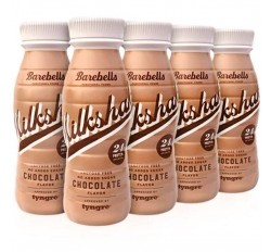 Barebells Protein Milkshake, Chocolate (case 8x330ml)