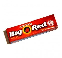 Wrigley's Big Red Cinnamon Gum (5 sticks)