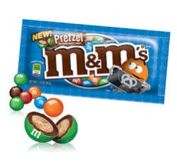 M&M's Pretzel (24X32g) VOLUME