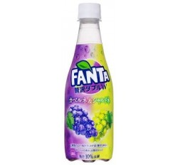 Fanta Rich Double Cabernet & Chardonnay Grape (410ml)
