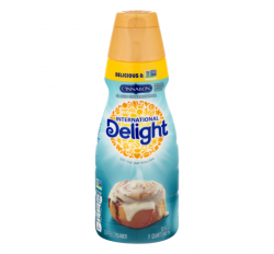 International Delight Cinnabon Coffee Creamer(473ml)