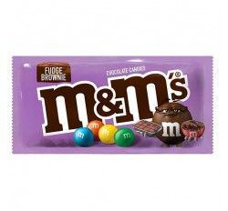 M&M's Fudge Brownie (40g)