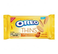 Oreo Thins Salted Caramel (287g)